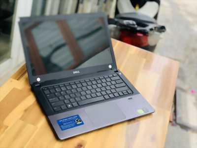 Laptop Dell Vostro V5470, I5 4200U 8G SSD256 Vga 2G Siêu mỏng Đẹp zin 100% Giá rẻ