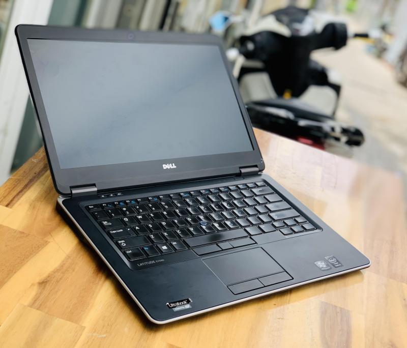 Laptop Dell Ultrabook E7440, i7 4600U 4G SSD128G Full HD Đèn phím Đẹp zin 100% Giá ré