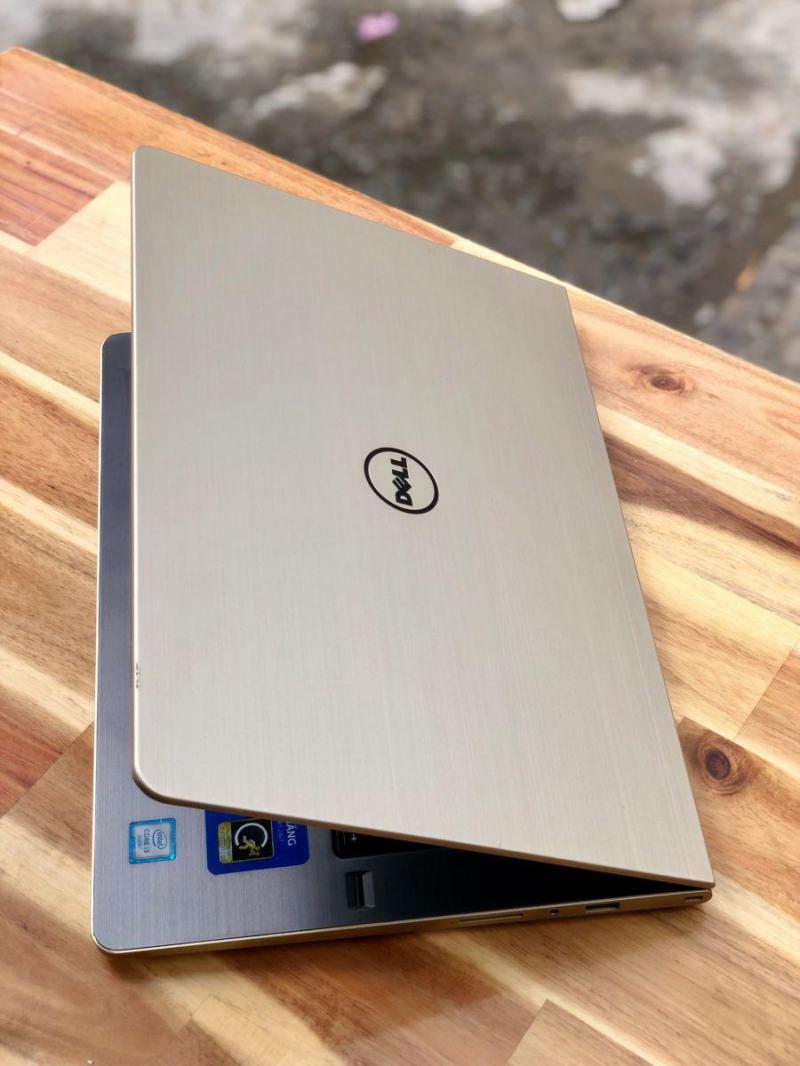 Laptop Dell Vostro V5459 màu gold, i5 6200U 4G SSD128 Vga 930M Đèn phím Đẹp zin 100% Giá rẻ
