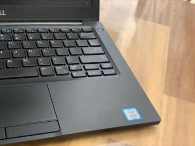 Laptop Dell Latitude E7290 12in, i7 8650U 8G SSD256 BH Hãng 4/2024 Siêu hiếm Đèn phím zin 100% Giá rẻ