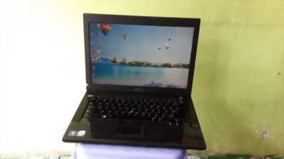 Laptop Dell latitude (P8400, ram 2gb, hdd 160gb)