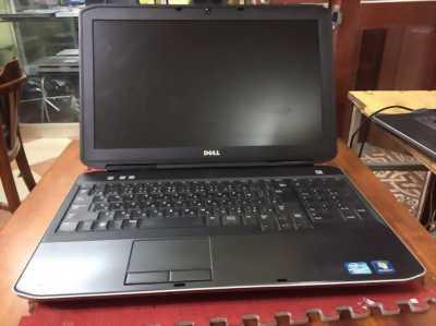 Dell Latitude E5530 Core i5 15.6in ban phím số