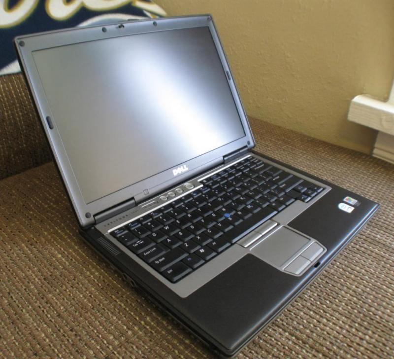 Dell Latitude d630 ssd60g