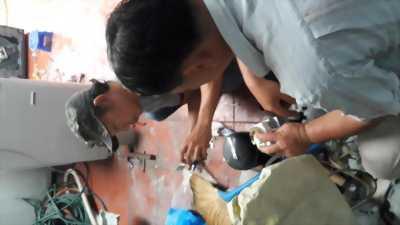 Dịch vụ sữa chữa điều hòa q7