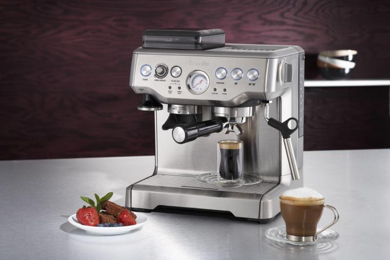 Tư vấn chọn máy pha cà phê