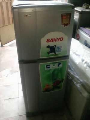 Tủ lạnh sanyo 150 rất đẹp, làm đá nhanh.