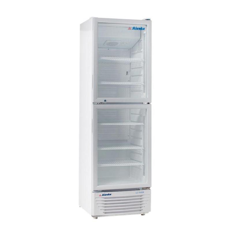 Tủ mát alsaka LC - 743DB 450 lít