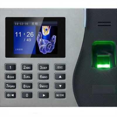 Máy chấm công vân tay thẻ từ tiện dụng