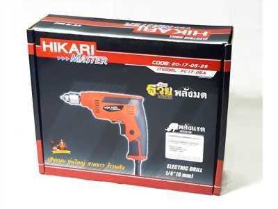 Máy khoan Hikari 6 ly