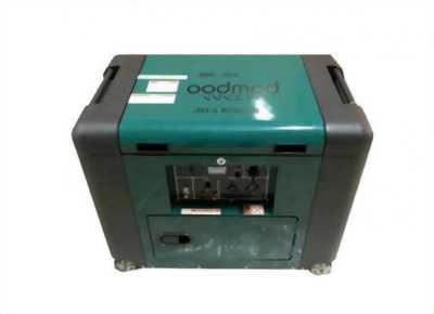 Máy phát điện Bamboo 7800E (5KW; dầu; chống ồn)