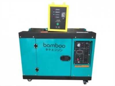 Máy phát điện Bamboo 8800A (7kw; dầu; ATS; chống ồn)