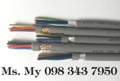 Cáp điều khiển - Cáp Altek Kabel 20 lõi 0.75mm