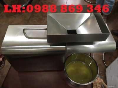 Máy ép dầu thực vật, máy ép dầu lạc gd 09