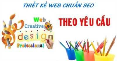 Thiết kế website đầy đủ tính năng