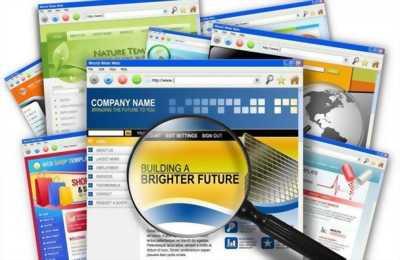 Nhiều mẫu mã website chuẩn đẹp cho khách hàng lựa chọn