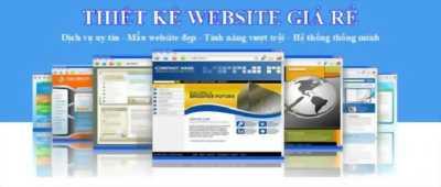 Thiết kế website giá rẻ nhất