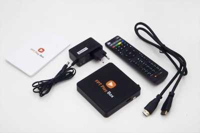 FPT Play Box đầu thu truyền hình và Android Box