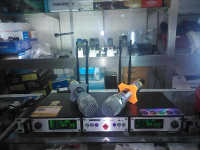 Shure UR29D Plus sản phẩm mới nhất của hãng SHURE