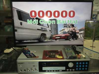 Đầu DVD KARAOKE 6 số Tiến Đạt K618 giá chỉ còn 740K/  bộ