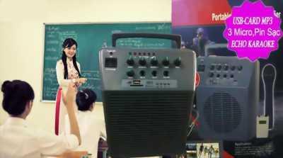 Máy trợ giảng Boss-968 hát karaoke đều được