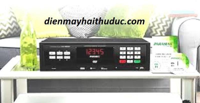 Đầu karaoke Hi-end Paramax LS-3000 thanh lý giảm giá chỉ còn 1500K/ trọn bộ