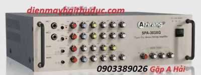 Amply Arirang SPA 303XG nguồn điện 110/ 220V, công suất 360W