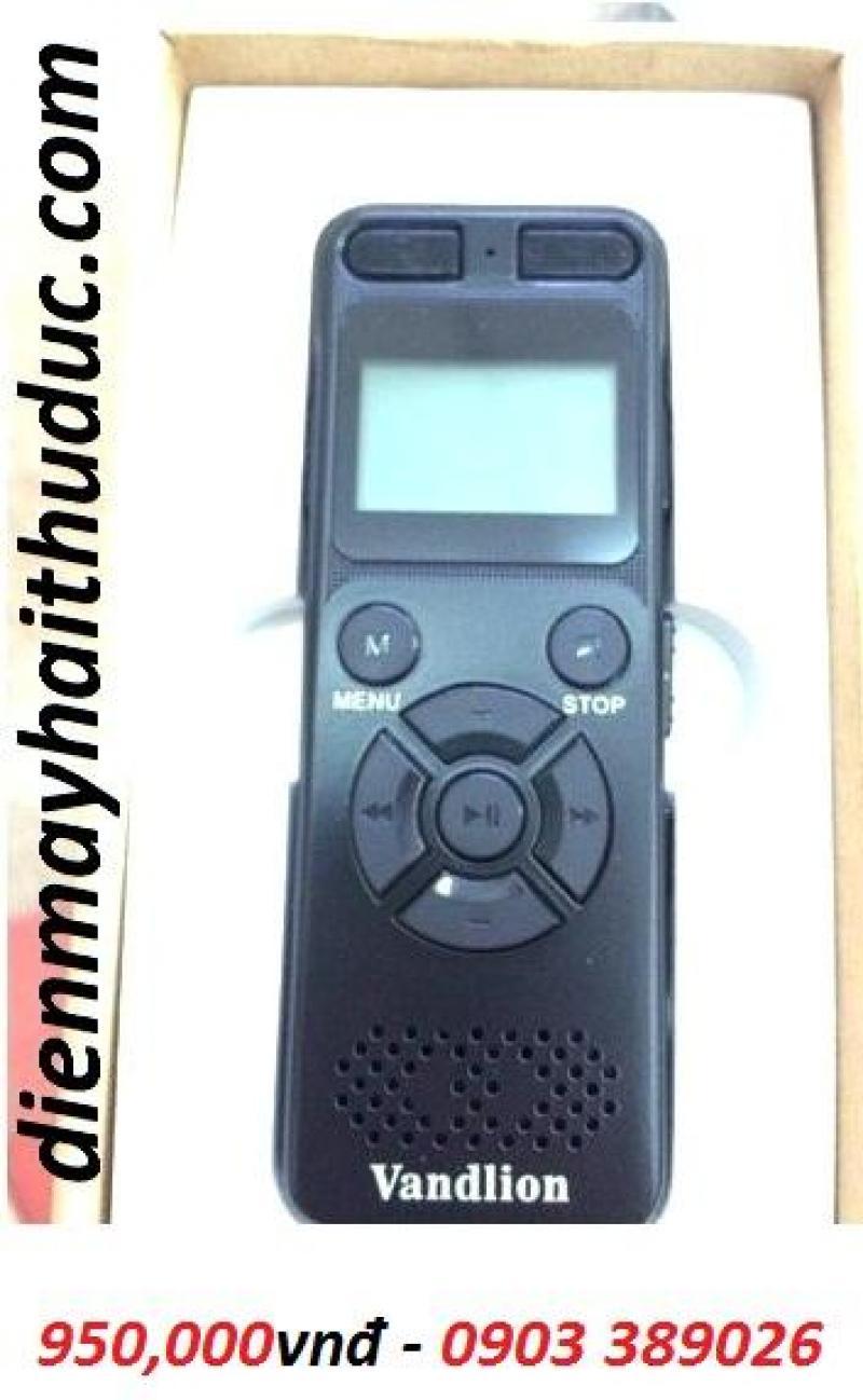 Máy ghi âm Vandlion V32 bộ nhớ 8Gb ghi đến 90 giờ