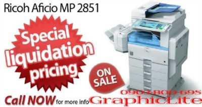 Máy Photocopy Ricoh Aficio MP2851 Tặng Mực