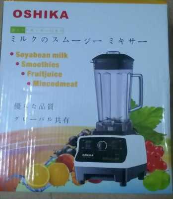 Máy xay sinh tố công nghiệp đa năng Oshika Made in Japan