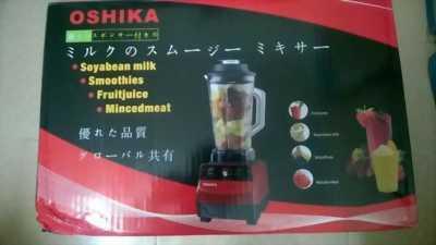 Phân phối độc quyền Máy xay đậu nành Oshika công suất 2500W Japan