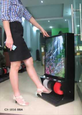 Máy dùng cho văn phòng, ngân hàng, khách sạn CX-1016BBA .