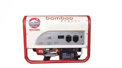 Máy phát điện gia đình Bamboo 3800 E  tại Hà Nội
