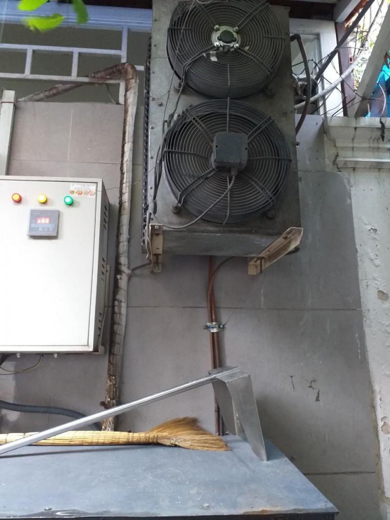 Bán kh lạnh cũ 5m 3m cao 2,5m tại hcm