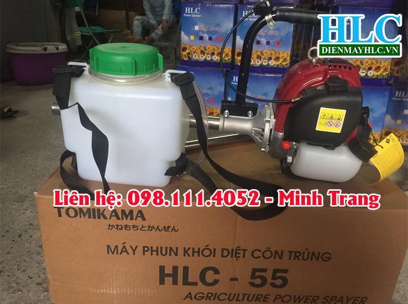 Cung cấp máy phun thuốc diệt côn trùng dạng khói Tomikama HLC 55