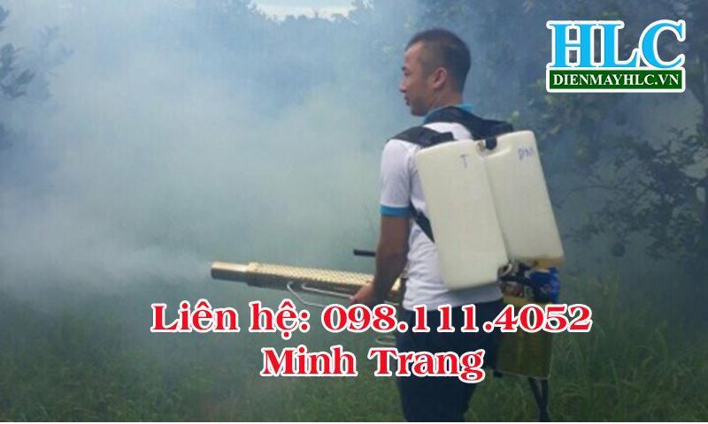 Nơi bán máy phun thuốc, máy phun khói diệt côn trùng Galaxy 250