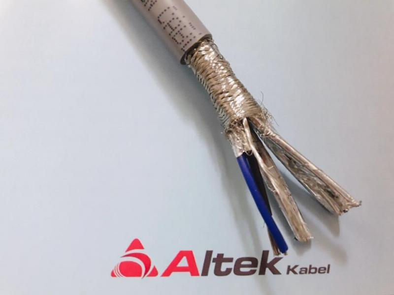 Cáp tín hiệu chống nhiễu, cáp âm thanh - Altek Kabel