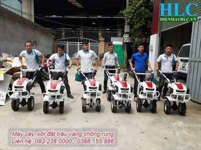 Giá bán máy xơi đất trâu vàng tại Điện Máy Hoàng Long - lh 0932380000