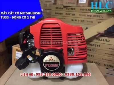Máy cắt cỏ cầm tay Mitshubishi TU33 nhập khẩu giá cực rẻ