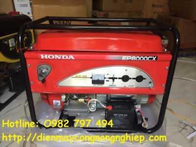 Mua Máy phát điện Honda EP8000CX-7kva-có đề ở đâu rẻ?