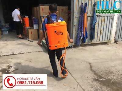 Bán máy phun thuốc trừ sâu chạy điện giá ưu đãi nhất hiện nay