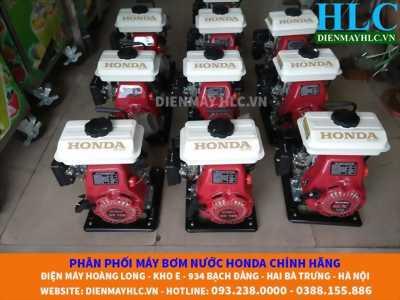 Máy bơm nước mini chạy xăng Honda gx100 ( f154) chính hãng giá rẻ