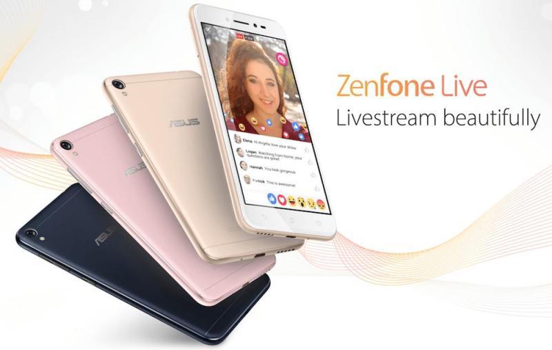 Có nên mua điện thoại zenfone live hay không?
