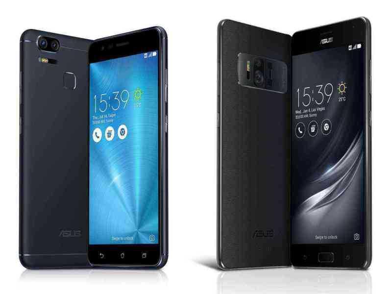 ASUS ra mắt ZenFone AR và ZenFone 3 Zoom