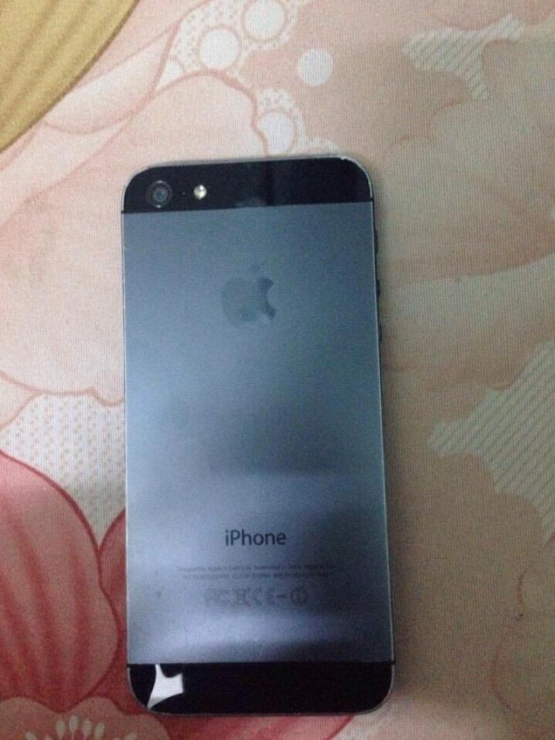 Cần bán chiếc đt iPhone 5 thường 16gb