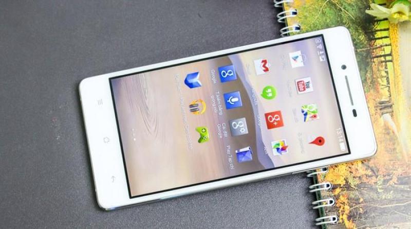 Điện thoại Oppo r1