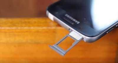 Samsung S7 màu Đen máy XT Mỹ 1 Sim 1 Thẻ Nhớ.