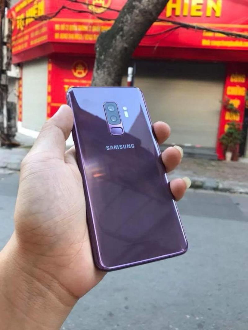 SAMSUNG GALAXY S9 PLUS 64GB BH 12TH. TÍM