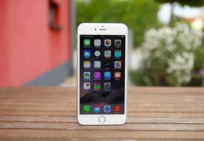 Bán gấp Iphone6 plus quốc tế LL/A vân taycực tốt 3 tháng bảo hành giá rẻ