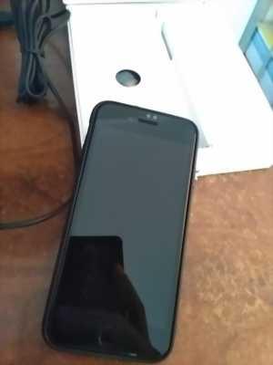 IPhone 7 32GB Đen 99% QT Mỹ, Quận 7