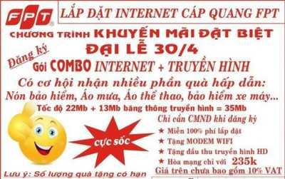 Điện Thoại Lắp Đặt Wifi miễn phí